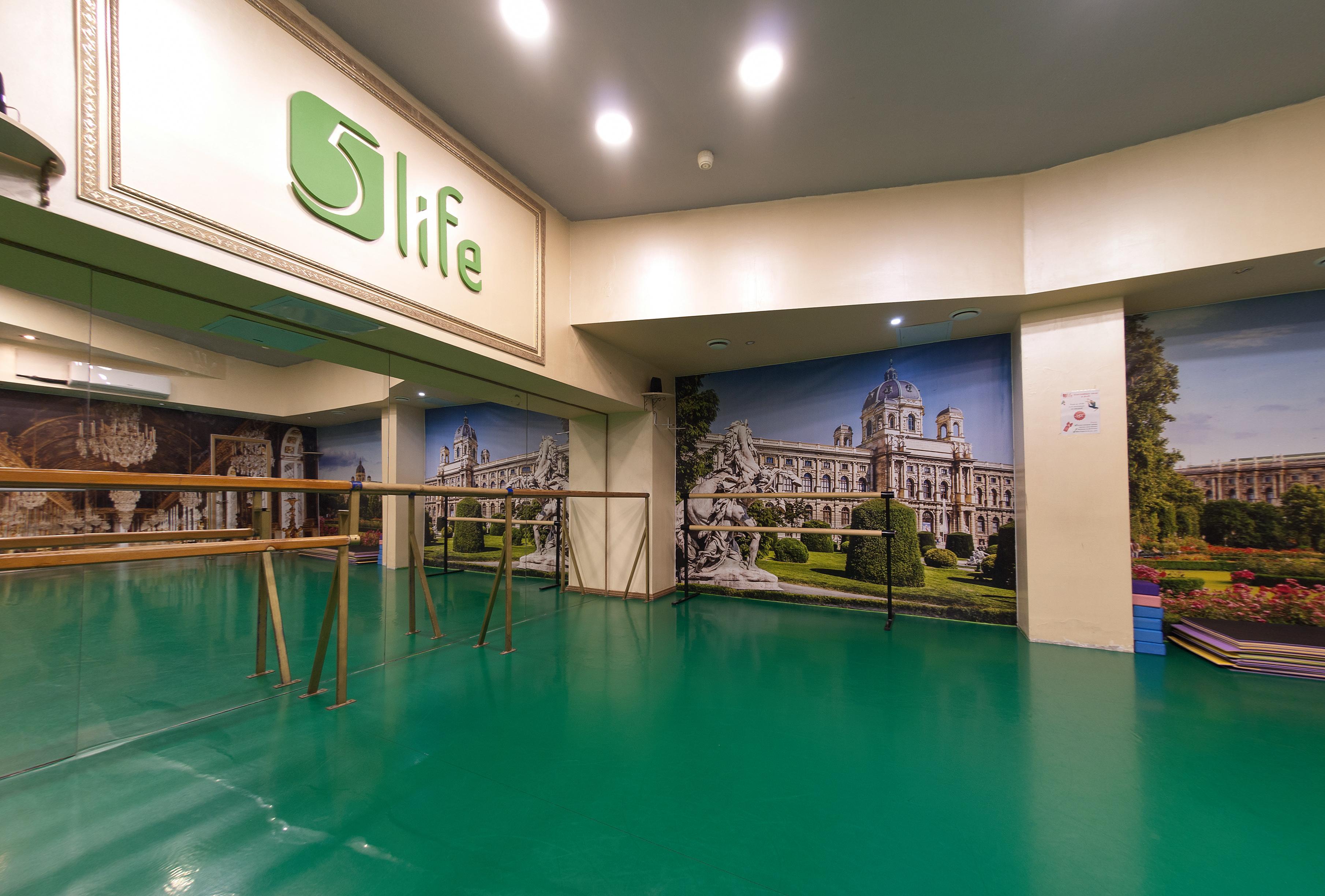 Почасовая аренда зала в студии танца 5Life