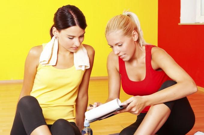 Фитнес дома для похудения или Домашнее жиросжигание
