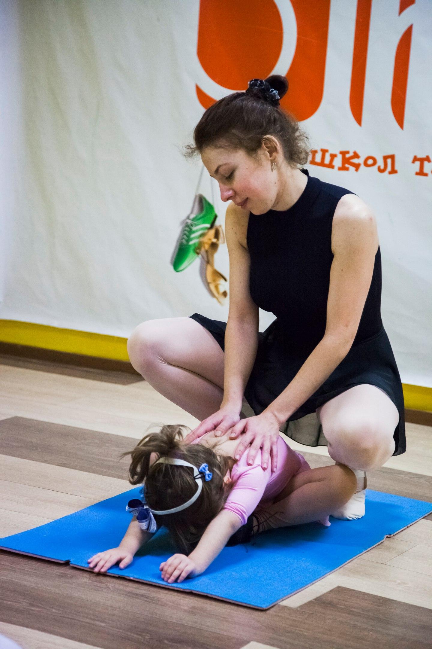 Танцы для детей от 3 лет в школе 5Life
