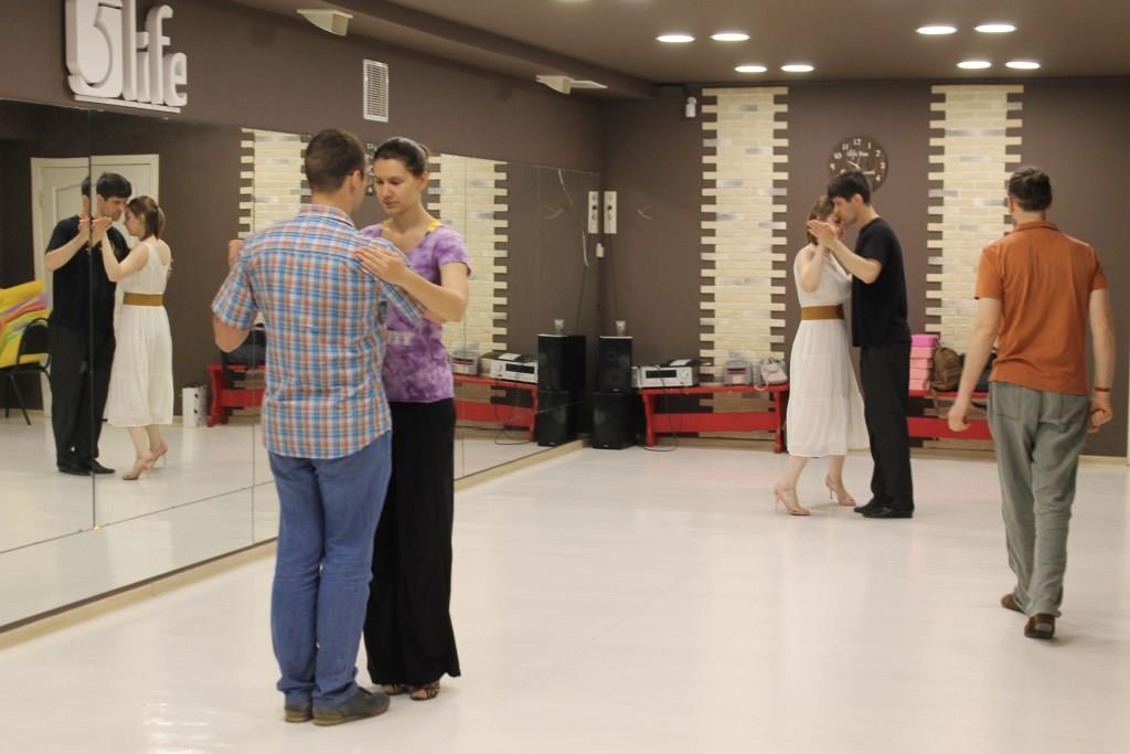 Парные танцы с Александром Степанченко