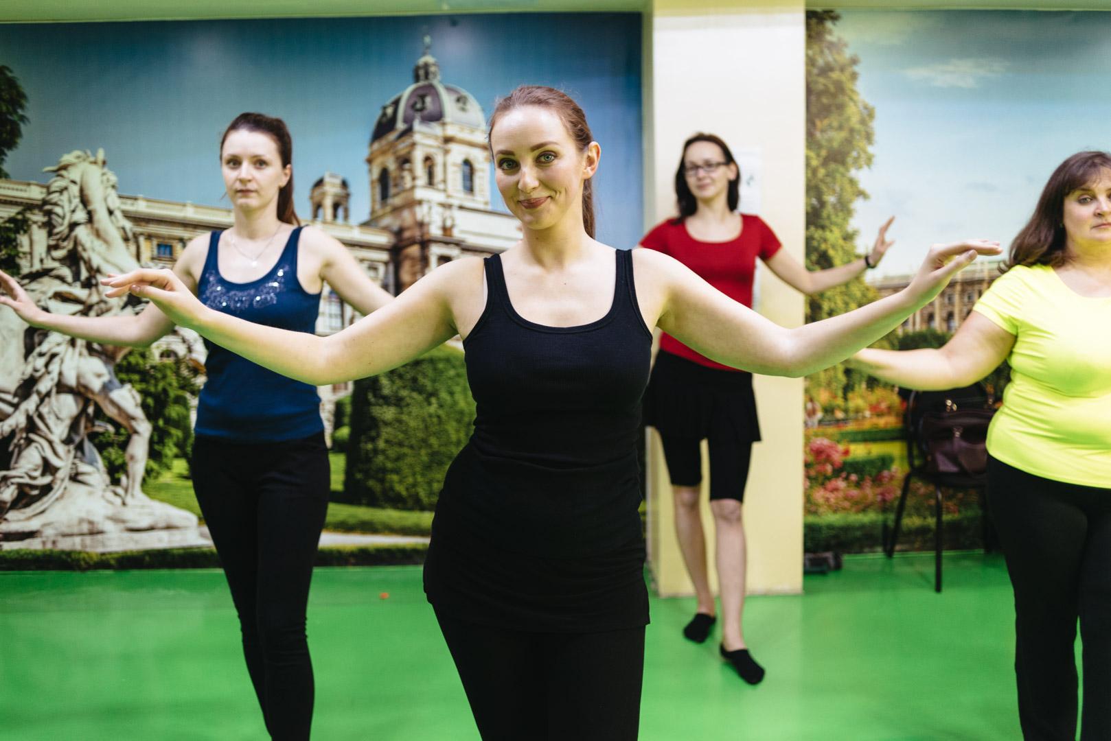 Уроки восточных танцев на Белорусской